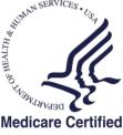 Medicare certified logo