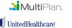 MultiPlan and United Healthcare logo